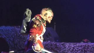 Iron Maiden - The Trooper (Stockholm 2018) 4K