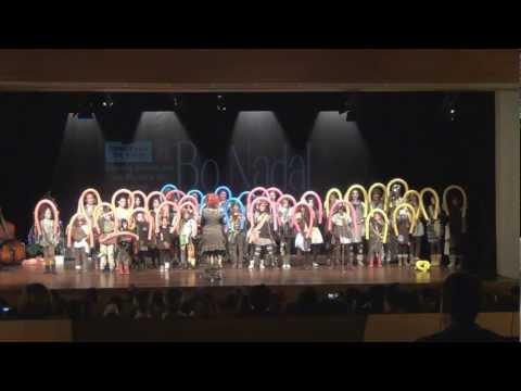 2012-12-19 - Escuela Municipal de Música de Vigo. Cantando a la Navidad.