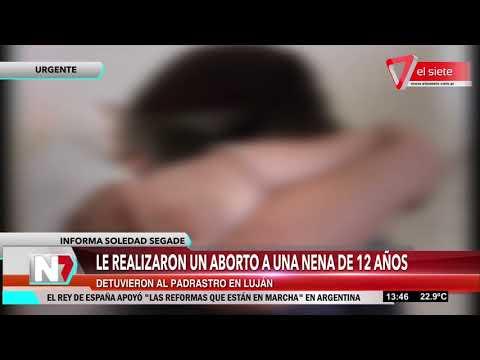 Le realizaron un aborto a una nena de 12 años