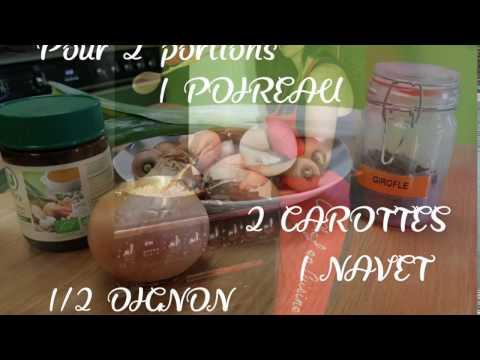 soupe-(consommÉ)-de-poireaux,-carottes-et-navets-savoureuse