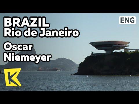 【K】Brazil Travel-Rio de Janeiro[브라질 여행-리우데자네이루]오스카 니마이어 건축예술/Oscar Niemeyer/Niteroi Art Museum