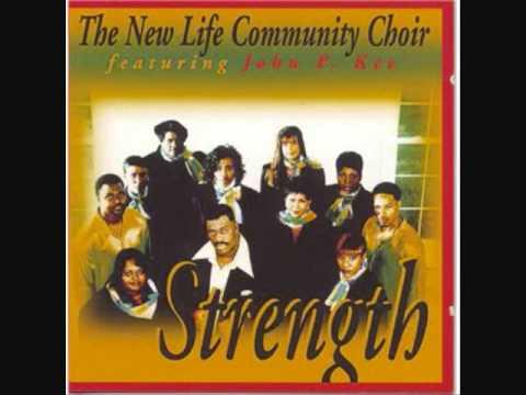 The New Life Community Choir Featuring:John P.Kee - I Do Worship