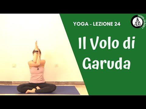 24 - Yoga - Lezione Completa - Il Volo Di Garuda
