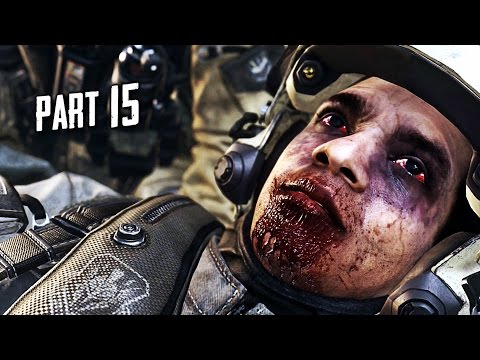 Call of Duty Advanced Warfare Walkthrough Gameplay Part 15 - Throttle - Campaign Mission 13 (COD AW)