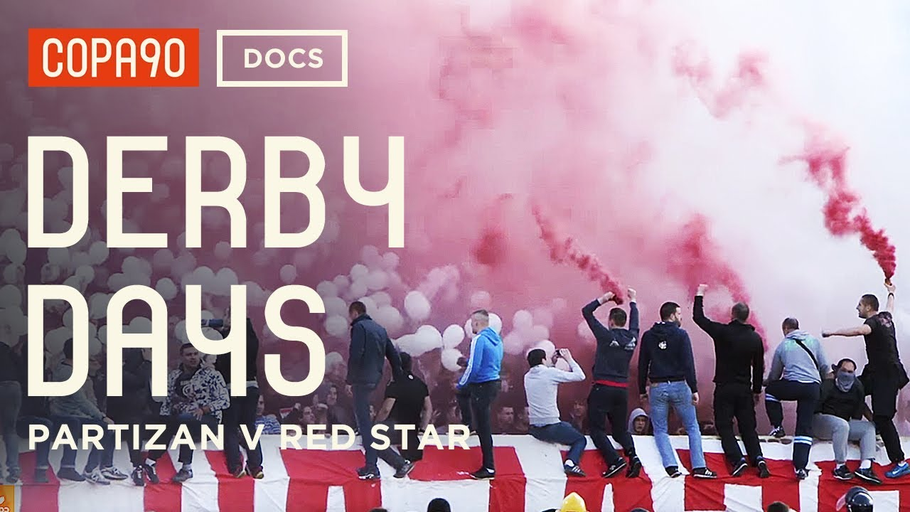 Download The Most Intense Atmosphere in Football - Partizan v Red Star | Derby Days