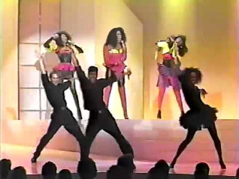 The Pointer Sisters Neutron Dance 1983 ((Stereo))