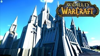stormwind cathedral finished planet coaster gameplay builds part 3