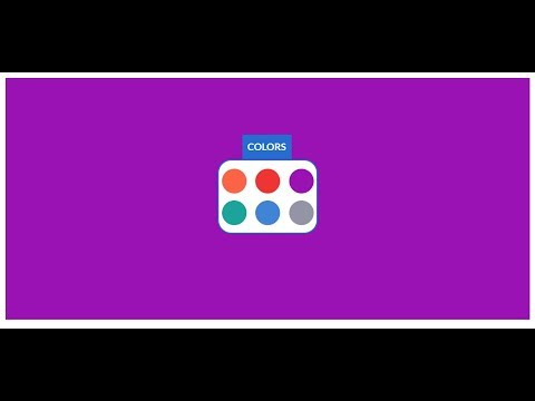Awesome Color Palette Using ( HTML & CSS & Jquery )