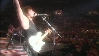 Bon Jovi Livin on a Prayer Live 1987.08.10 Nassau Coliseum ORIGINAL AUDIO!