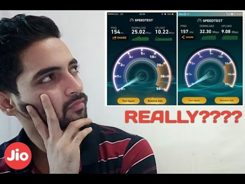 is Reliance JIO The Slowest 4G Network in India?? The Truth Behind it