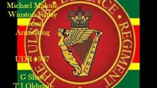 Ultimate Sacrifice UDR & RUC Song