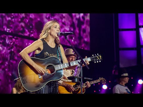 Sheryl Crow - If It Makes You Happy (Live at Farm Aid 2017)
