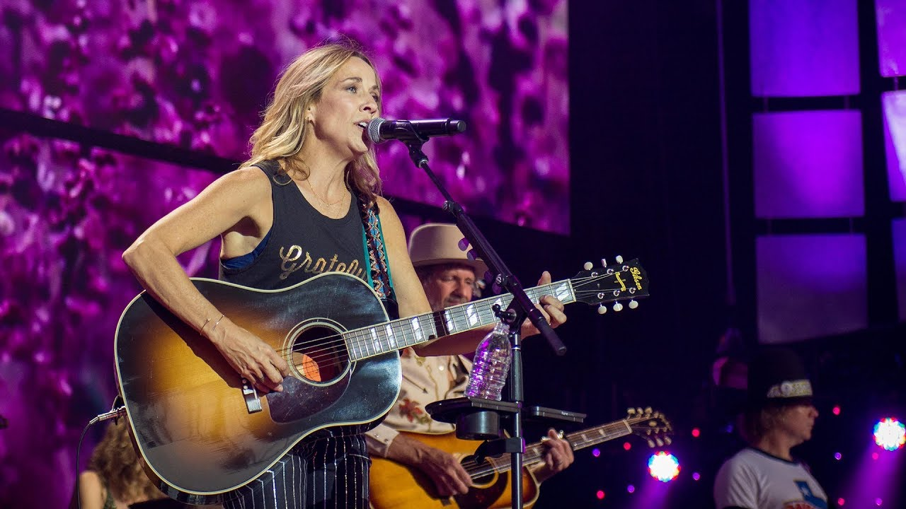 Sheryl Crow If It Makes You Happy Live At Farm Aid 2017 Chords