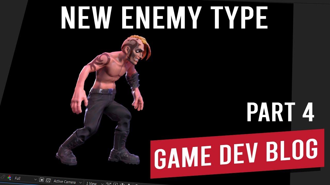 New Enemy Type