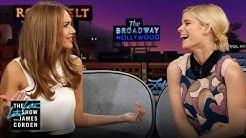 Two Invisible Women, One Host (w/ Kate Mara & Jessica Alba)