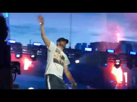Eminem - River (Stockholm, Sweden, Friends Arena, 02.07) Revival Tour