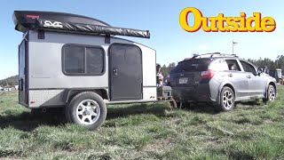A Simple Teardrop Trailer Is the Perfect Adventure Vehicle