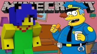 The Simpsons | Minecraft COPS N