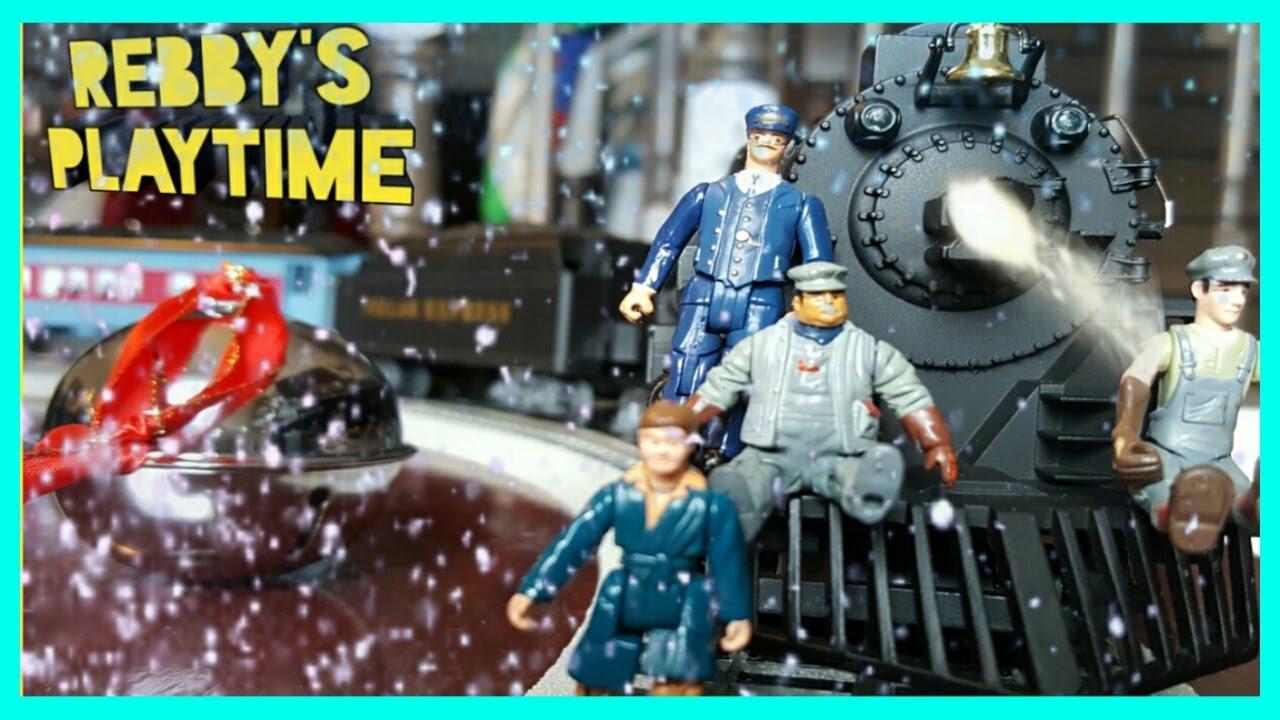Polar Express Train Christmas