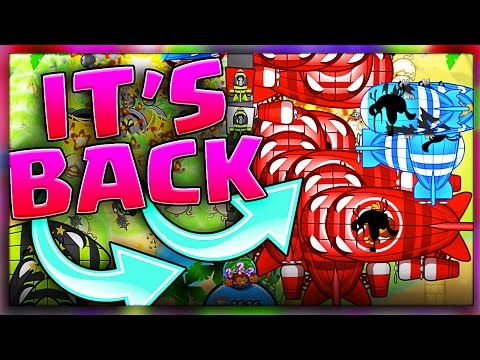 BTD BATTLES IS BACK!