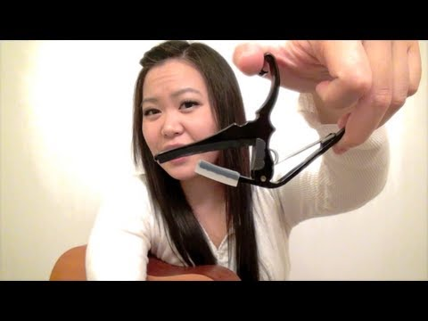 TMT #1: How to Use / Make Your Own Capo!