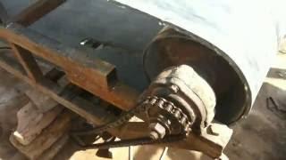 Самодельный ленточный конвейер (конструкция и испытание)(Самодельный ленточный конвейер., 2016-06-27T03:04:47.000Z)