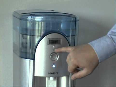 Waterkoeler habit dt7 ideaal voor thuis of op kantoor youtube - Voor thuis ...