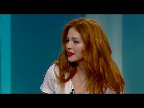 Rachelle Lefevre on George Stroumboulopoulos Tonight: INTERVIEW