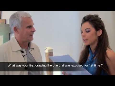 Interview with Fernando Adam  Mark Hachem Gallery , Paris, June 20, 2011