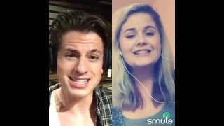 Charlie Puth Marvin Gaye. Duet on Smule