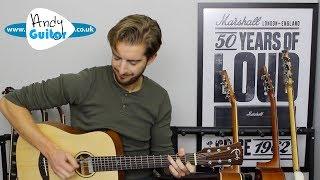 Boa Me Guitar Tutorial Fuse ODG ft Ed Sheeran
