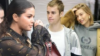 Hailey Baldwin WORRIED Justin Bieber Will CANCEL Wedding Celebration Because Of SELENA GOMEZ!