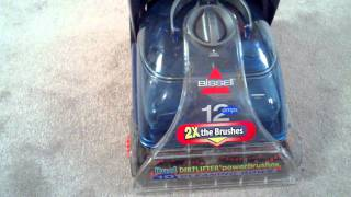 bissell proheat 2x fluid dispensing problem fix
