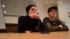 BMS VUN - Interview mit Roman und Henry  - Vorbereitung Winter 15/16