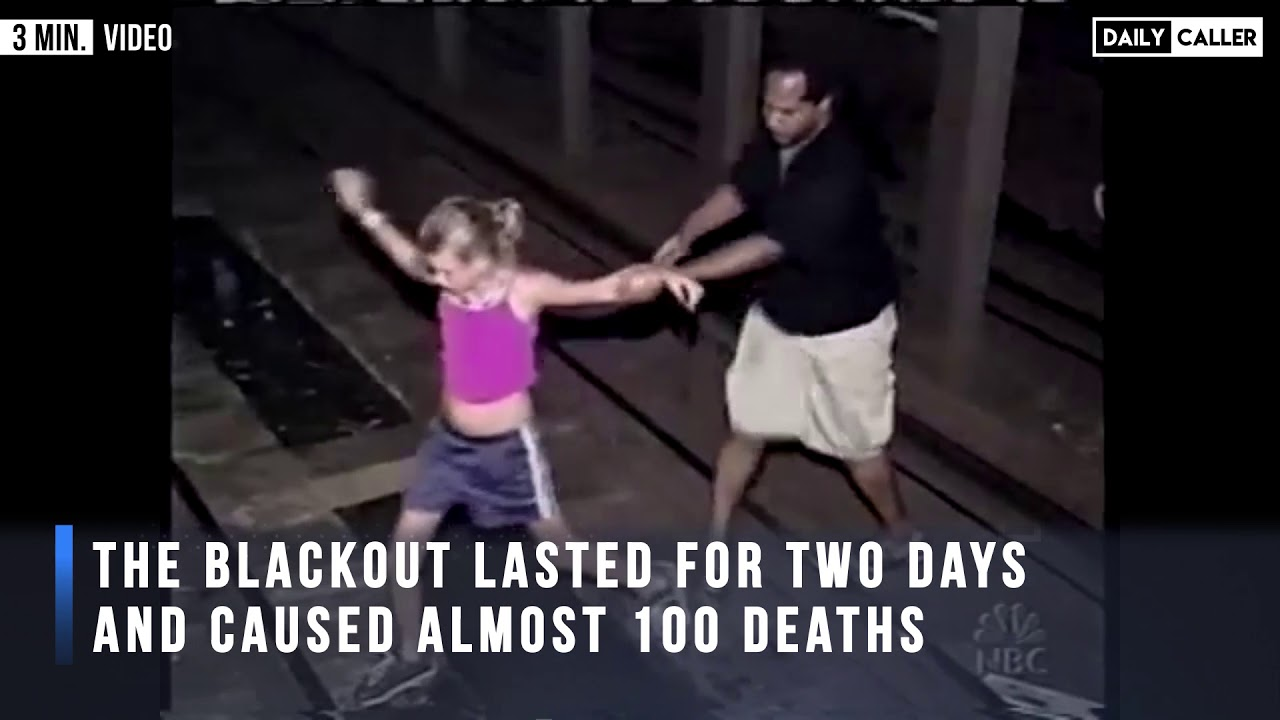 DC Shorts FLASHBACK: Worst Blackout In American History