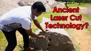 Evidence of Advanced Machining Technology in Ancient India - Tiger Caves Part 2