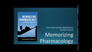 OTC Medications Part 1(Memorizing Pharmacology)
