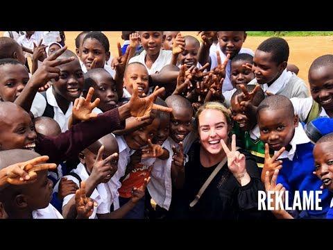BESØGER TANZANIA | SOS Vlog #1 ♡