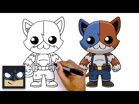 """How To Draw Meowscles 