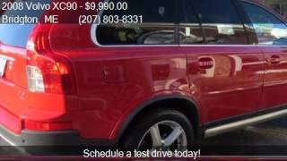 2008 Volvo XC90 V8 Sport for sale in Bridgton, ME 04009 at B