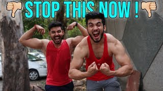 This is why Indian Fitness Youtube Sucks | Blame Yourself |