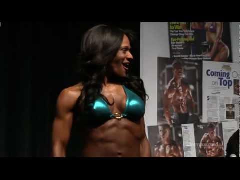 BodyBuilding.com Spokesmodel Contest Winner  Laura Bailey