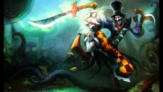 LoL - League of Legends - Music for Playing as - Shaco 3 (unfortunately short)