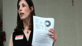 Workshop on Jobs and The Climate - Portland Oregon 6.20.12