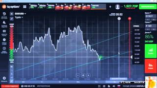 3 день торговли на iqoption | Крупная ставка!