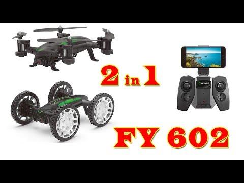 Квадрокоптер / Автомобиль - Fayee FY602