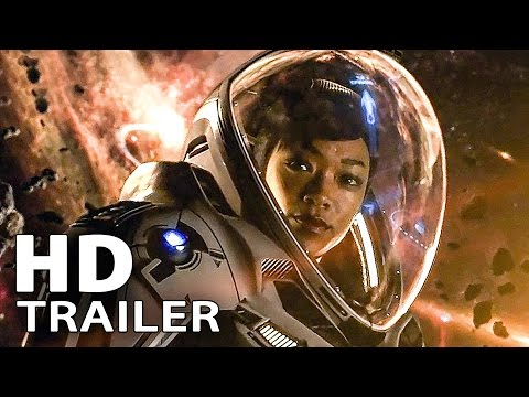 Thumbnail: STAR TREK DISCOVERY - Trailer Deutsch German (2017)