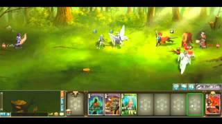 「ディバイン・グリモワール」ゲームプレイ映像
