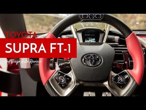2016 Toyota Supra FT-1 | Full Review | HD