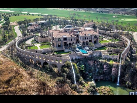 Inside the World's Most Exotic Dream Homes!!!